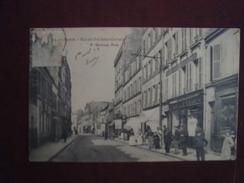 CPA PANTIN 93 Rue Du Pré-Saint-Gervais - Pantin