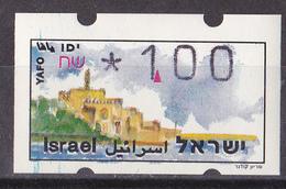 Israel - ATM Mi.Nr. 10 X - Postfrisch MNH - Franking Labels