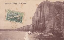 76 - YPORT - Les Falaises - Yport