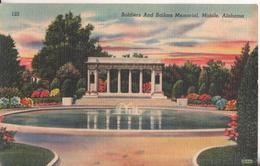 Etats-unis Soldiers And Sailors Memorial,mobile,alabama - Mobile