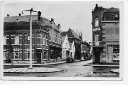 Weert , Langstraat  Fotokaart 1954 - Bornem