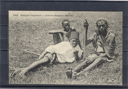 Afrique Orientale - Jeunes Bergers Massaï - TBE Précurseur - Kenia