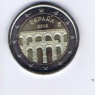 Spagna - 2 Euro Commemorativo 2016 - Segovia - Spanien