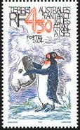 MDB-BK8-368 MINT ¤ TERRES AUSTRALES ET ANT. FRANCAISES 2004 1w In Serie ¤  VÖGEL - BIRDS - VOGELS - OISEAUX - AVES