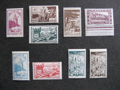 MAROC: TB Série N° 224 Au N°237, Neufs XX . Cote = 15,50 Euros. - Maroc (1891-1956)