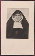 1889 1946 Zuster Nonneke Giselinda Wambacq Essene Esschene Westmalle Vorselaar Doodsprentje Bidprentje Image Mortuaire - Devotion Images