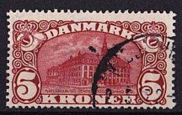 DÄNEMARK Mi. Nr. 66 O (A-3-41)