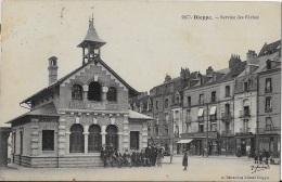 Dieppe - Service Des Pêches  ** Prix Sympa ** (joli Timbre) - Dieppe