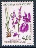 France 1992 Yt N°2768 MNH ** Orchis Des Marais - France