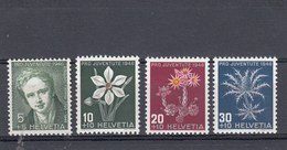 Suisse - Neufs**  -  Pro Juventute - Année 1946 - YT 433/436
