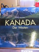 Bildband - KANADA - Der Westen - Nord- & Südamerika