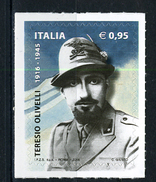 2016 -  Italia - Italy - Teresio Olivelli -  Mint - MNH - 1946-.. République