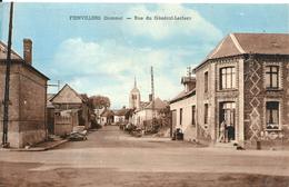 Fienvillers  (Somme) -  Rue Du Général Leclerc - Francia