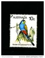 AUSTRALIA - 1983  BIRDS  10c  PERF. 14 1/2 X 14  FINE USED - Oblitérés
