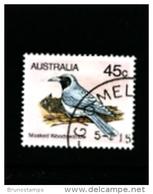 AUSTRALIA - 1983  BIRDS  45c  PERF. 14 X 14 1/2  FINE USED - Oblitérés