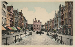 Mechelen Malines  Ijzeren Leen Bailles De Fer  Oldtimer  Voiture  Car - Malines