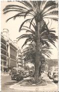 Nice - Le Palais De La Méditerranée - Edit. Gilletta - Anciennes Voitures - Monumenten, Gebouwen
