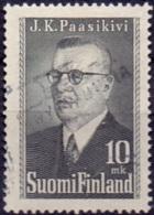 Finland 1947 Pres Paassikivi GB-USED