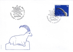 Schweiz : MiNr.1685 - EUROPA - Schön Illustr. Ersttagsbrief / FDC - FDC