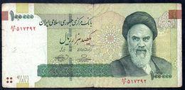IRAN 100000 RIALS G-VG - Iran
