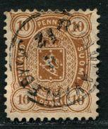 Finland 1875 Mi 15 B Used - Usati