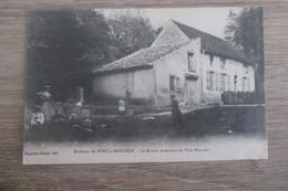 CPA 54  ENVIRONS DE PONT A MOUSSON MAISON FORESTIÈRE DU PÈRE HILARION - Pont A Mousson