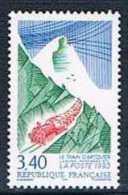France 1993 Yt N°2816 MNH ** Chemin De Fer à Voie étroite Laruns- Lac D'Artouste - France