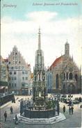 GERMANY - NURNBERG - SCHONER BRUNNEN -C/E - F/P - V - Autres