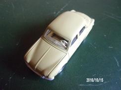 Renault Dauphine 1956 1/54 - Norev