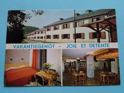 Vakantiegenot - Joie Et Detente RENDEUX-HAUT () Anno 1982 ( Zie Foto Details ) !! - Rendeux