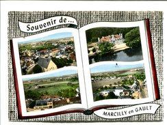 CP -  - Marcilly En Gault     (41) - France