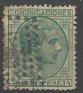 Espagne N° 179 Oblitéré 1878 - 1875-1882 Regno: Alfonso XII