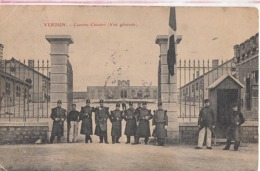 Dep  55 - Verdun - Caserne Chevert -  Carte à 0.90 Euro - Verdun