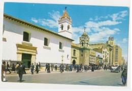 BOGOTA - COLOMBIA - IGLESIA DE LA VERACRUZ - EDIT MOVIFOTO 1970s ( 607 ) - Colombia