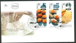 Israel FDC - 2000, Philex Nr. 1563-1565,  Mint Condition - Israel