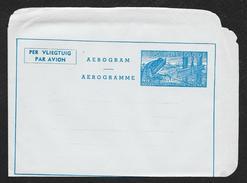 BELGIUM Aerogramme 4F Metallurgy Unused C1950/60s STK#X21096 - Stamped Stationery