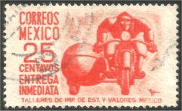 608 Mexico 1950 Motorcycle Moto (M-MEX-231) - Motorbikes