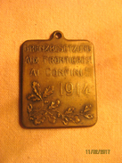 Suisse: 1914, L'armée Aux Frontières - Jetons & Médailles