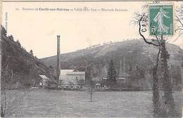 14 - Environs De Condé-sur-Noireau -vallée De La Vère - Minoterie Deslandes (Moulin) - Ed. H Fortin 1910 - Autres Communes