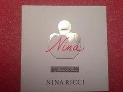 LES BELLES DE NINA De NINA RICCI - Modern (from 1961)