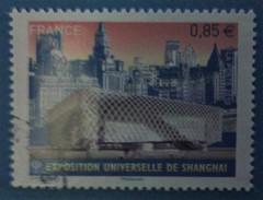 """France 2010 : """"Expo 2010"""", Exposition Universelle à Shanghai N° 4495 Oblitéré - France"""