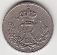 @Y@    Denemarken  10 Ore  1949     (4610) - Denemarken