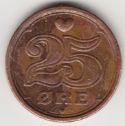 @Y@    Denemarken  25 Ore  1990     (4611) - Denemarken