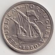 @Y@    Portugal  2$50   1980     (4612) - Portugal