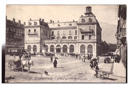 GRENOBLE - L'Hotel Des Postes Et Télégraphes - Grenoble