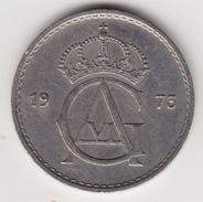 @Y@   Zweden   50 Ore  1973   (4616) - Zweden
