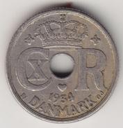 @Y@   Denemarken   10 Ore  1934   (4617) - Denemarken