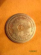 Suisse: Jeton Commémoratif De La Réforme, Genève 1986 - Jetons & Médailles