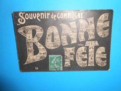 60) - 01 - Souvenir De Compiègne - Bonne Fête - EDIT - LL - Compiegne