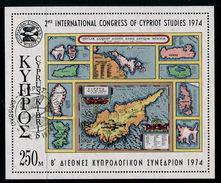 1974 - CIPRO -  Catg.. Mi. Block 9  -  USED - (UP554641.85.19)